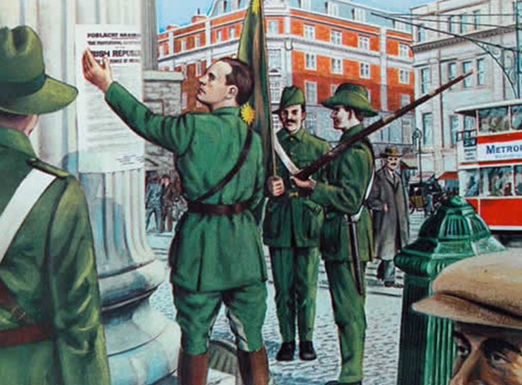 the irish easter rising of 1916 essay
