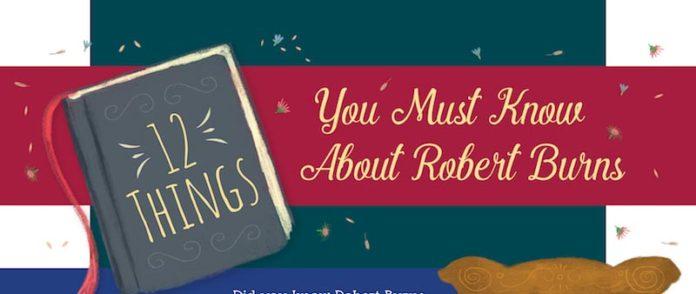 Robert Burns Facts