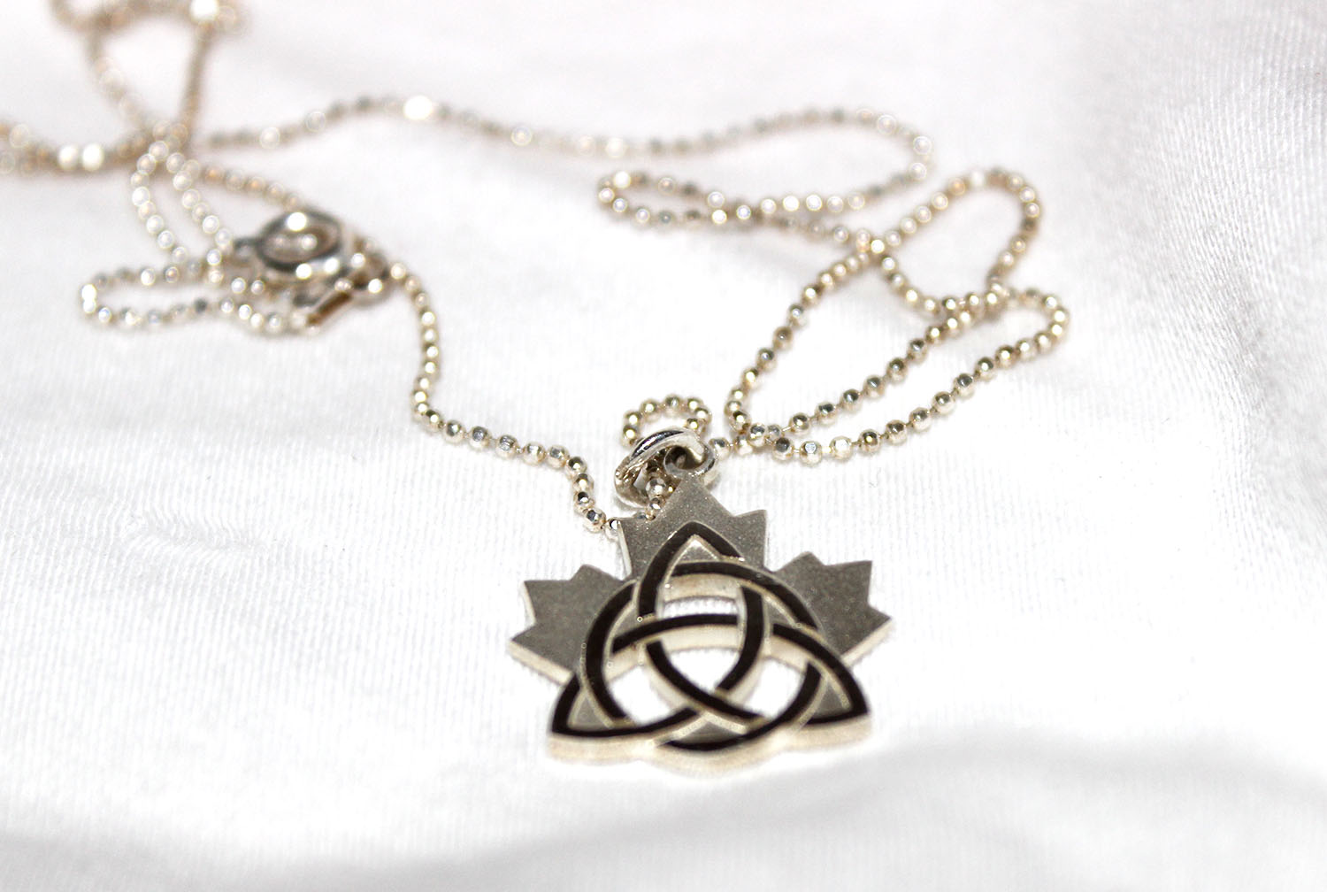 Celtic maple leaf pendant chain not included celtic canada celtic maple leaf pendant aloadofball Gallery