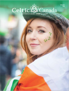 Celtic Canada 2017 Spring Issue