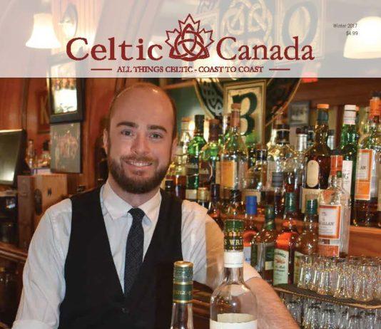 Winter 2017 Celtic Canada Magazine