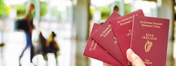 New Online Irish Passport Renewal Service For Adult Applicants