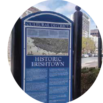 Historic Irishtown
