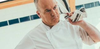 Chef Stephen Jeffers