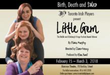 Little Gem, Toronto Irish Players