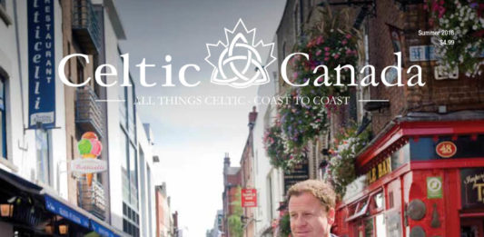 Celtic Canada Summer 2018 Issue