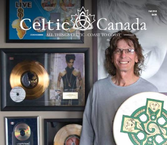 Celtic Canada Fall Issue 2018