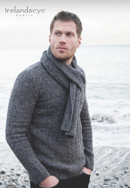 sweater, fall, irish, weaver, ireland, scotland