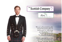 The Scottish Company, Scottish, wares, goods, kilts, weddings, sporran, Toronto
