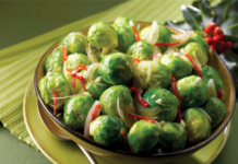 Brussels Sprouts, Christmas Vegetables,