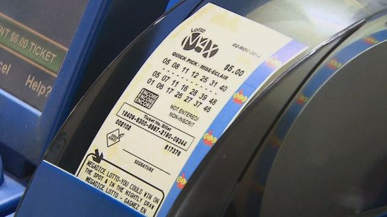 Lotto Max, Lotto, Ontario Lotto,