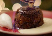 Plum Pudding, Christmas Pudding,
