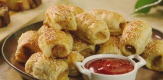 Sausage Rolls,