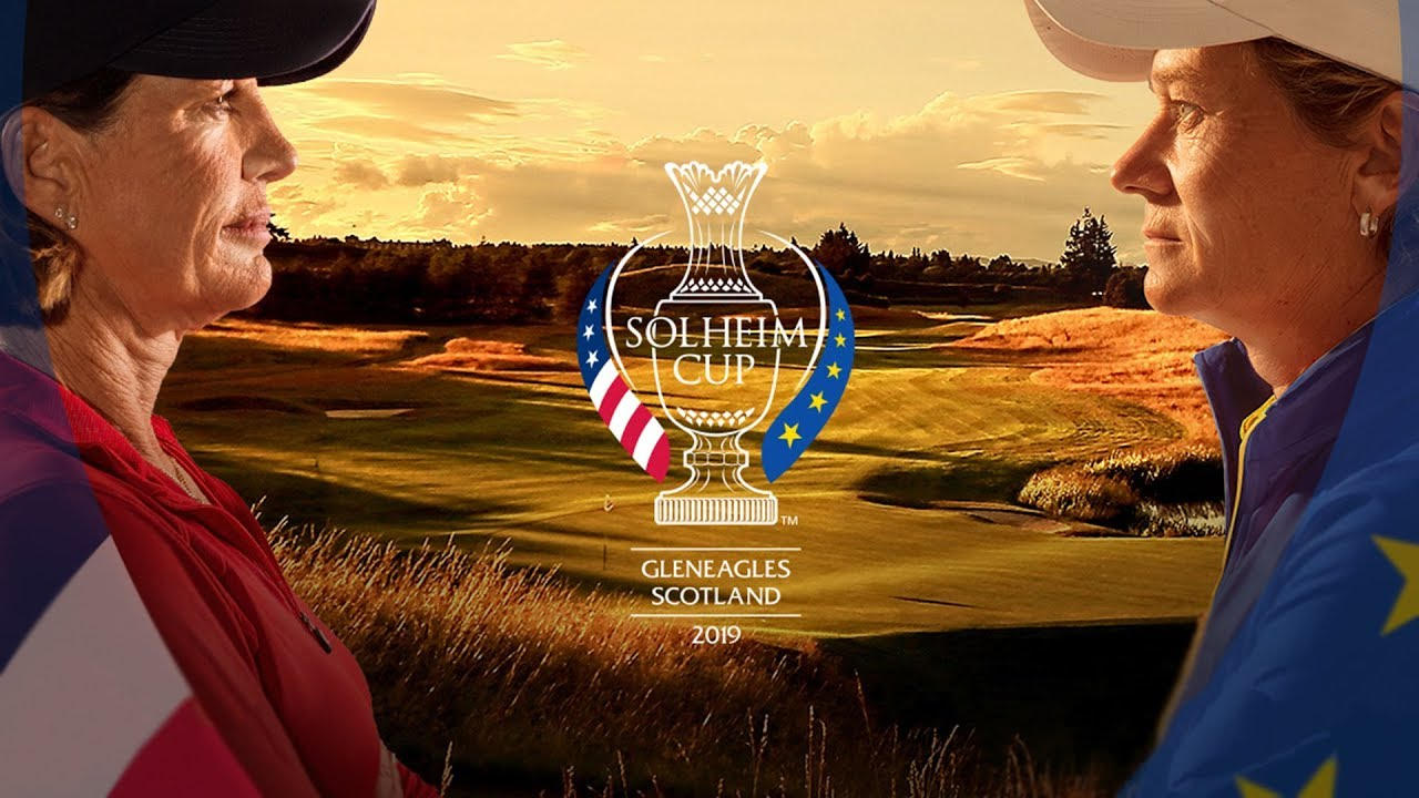Image result for solheim cup 2019
