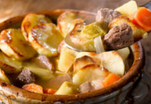 Lamb Stew Hot Pot
