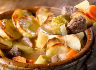 Lamb Stew Hot Pot